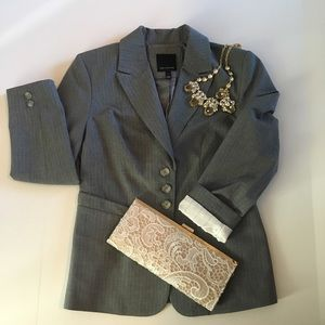 Limited gray blazer